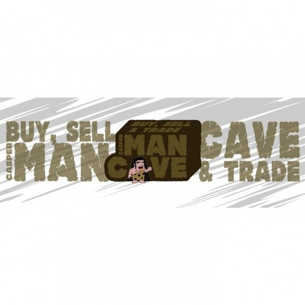 Casper Man Cave Team Logo
