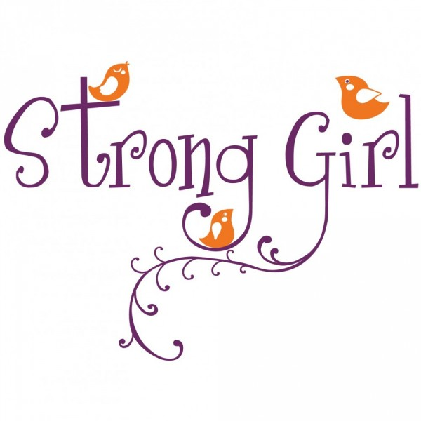Parkland's Strong Girl Supporters Team Logo