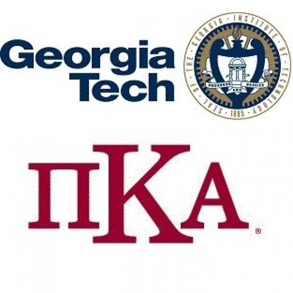 Pi Kappa Alpha - Georgia Tech Team Logo