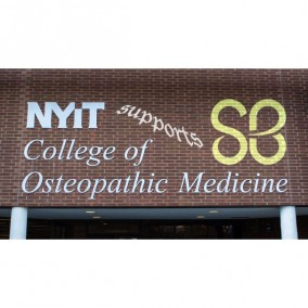 NYIT - College of Osteopathic Medicine's Logo
