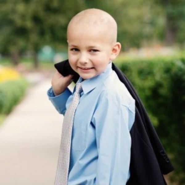 Team Justin Miller ... Ninjas Fighting to Beat Cancer Team Logo