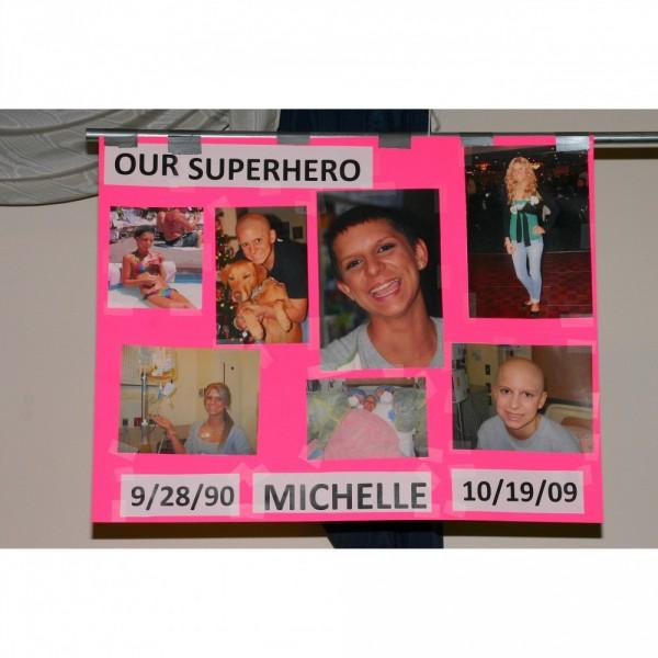Team Michelle Team Logo