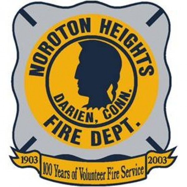 Noroton Heights Fire Department Team Logo