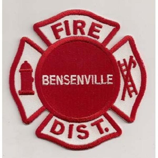 Bensenville Fire District Team Logo