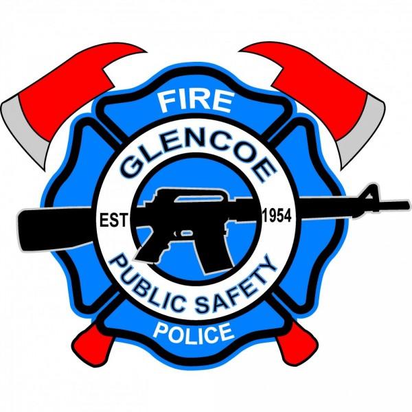 Glencoe Police/Fire Team Logo