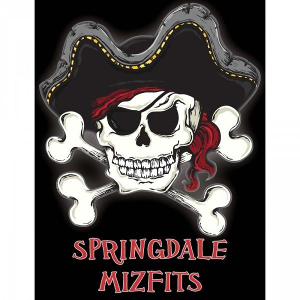 Springdale Mizfits Team Logo