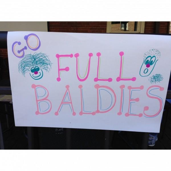 Team Full Baldies Team Logo