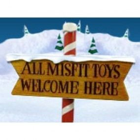 Island Of Misfit Toys Characters For Sale