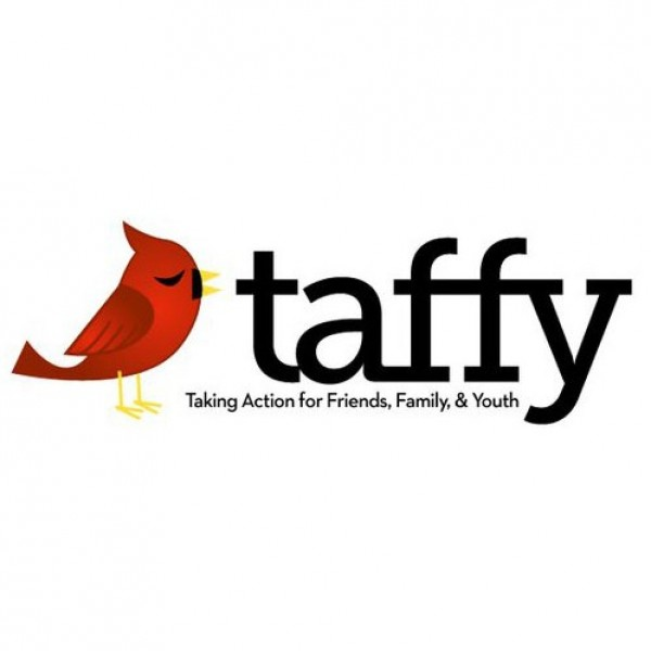 T.A.F.F.Y. - Taking Action for Friends Family and Youth Team Logo