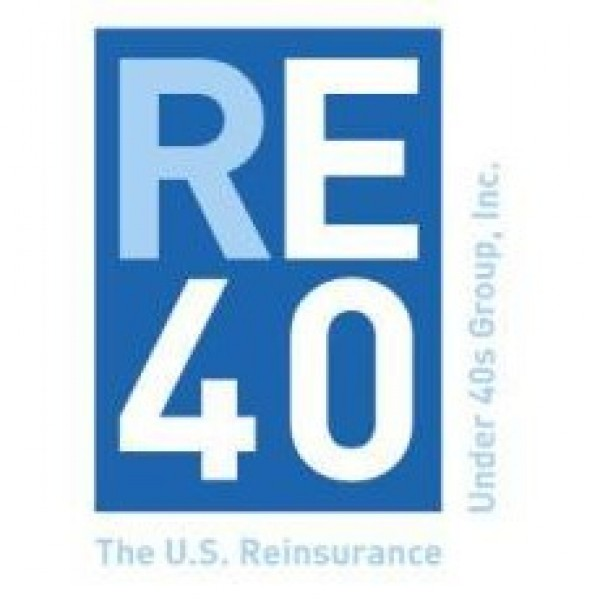 Reinsurance Under 40s Team Logo