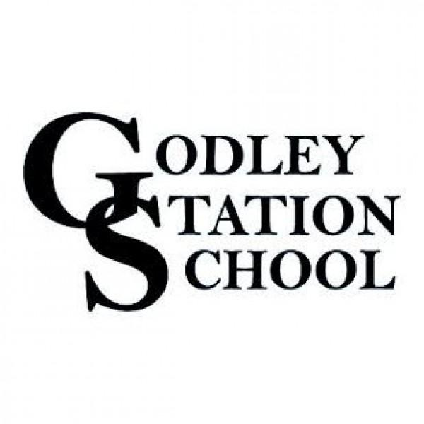 Godley Super Heroes Team Logo