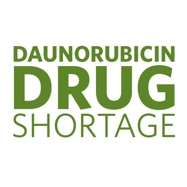 daunorubicin-drug-shortage
