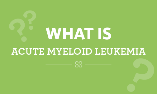 The symptoms and treatment of chronic myeloid leukemia a blood cell disease