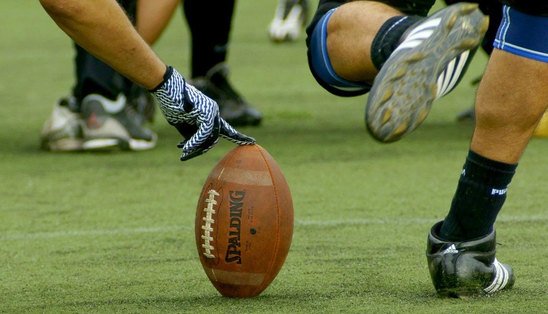 football-kick