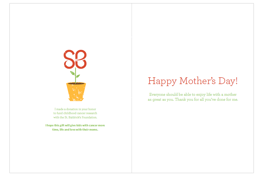 mothers day cards inside
