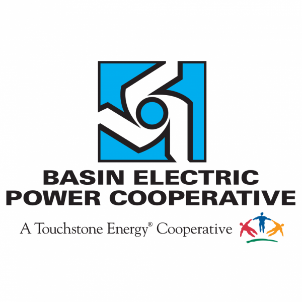 Basin Electric Brave The Shave Logo