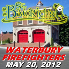 Waterbury Firefighters Logo