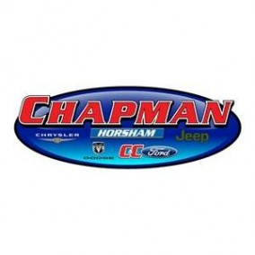 Chapman Horsham - Chrysler Jeep Dodge Showroom Logo