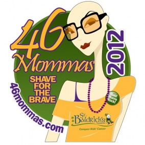 46 Mommas Shave For The Brave 2012 at Hollywood & Highland Logo