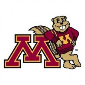 Gophers Clip Cancer Logo