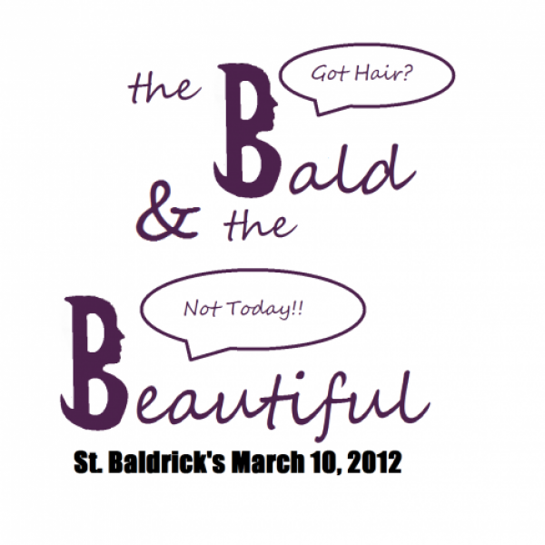 The Bald and the Beautiful Logo
